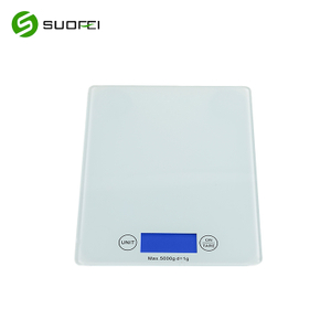 Suofei SF-610B New Style Food Scale Slim Electronic Weight Digital Kitchen Scale