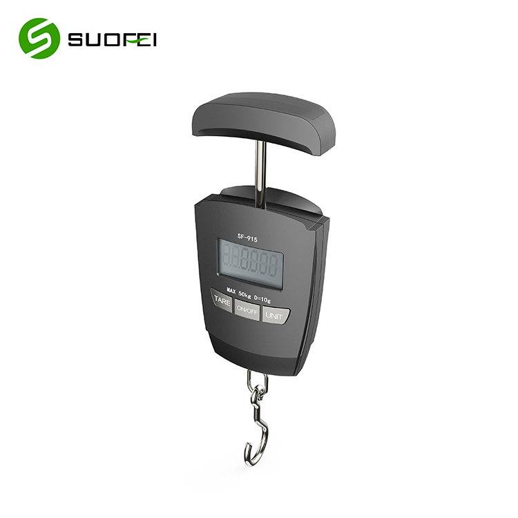 Suofei SF-915 Mini Primark Style Electronic Portable Travel Digital Bagages Scale